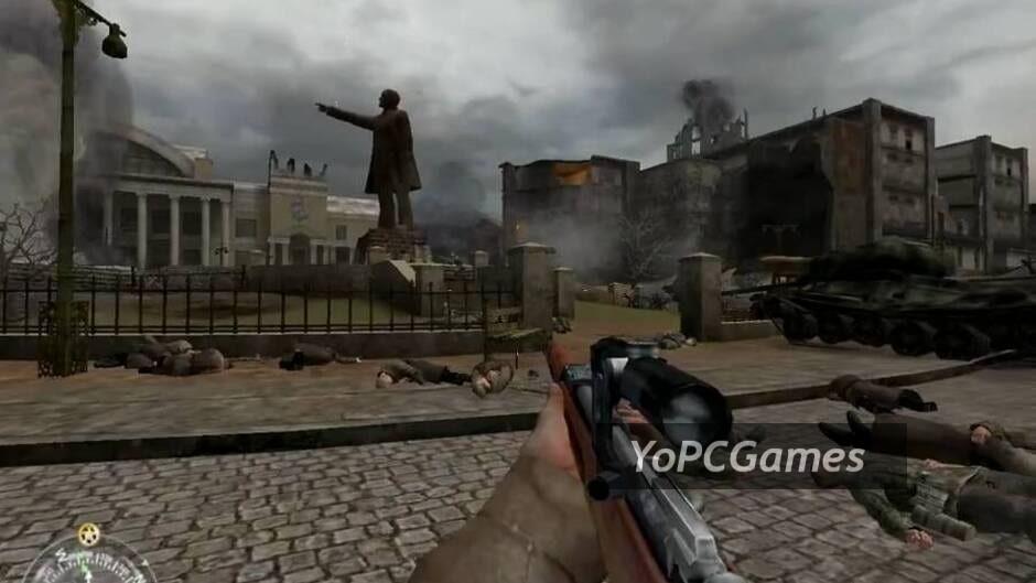 call of duty: united offensive screenshot 2