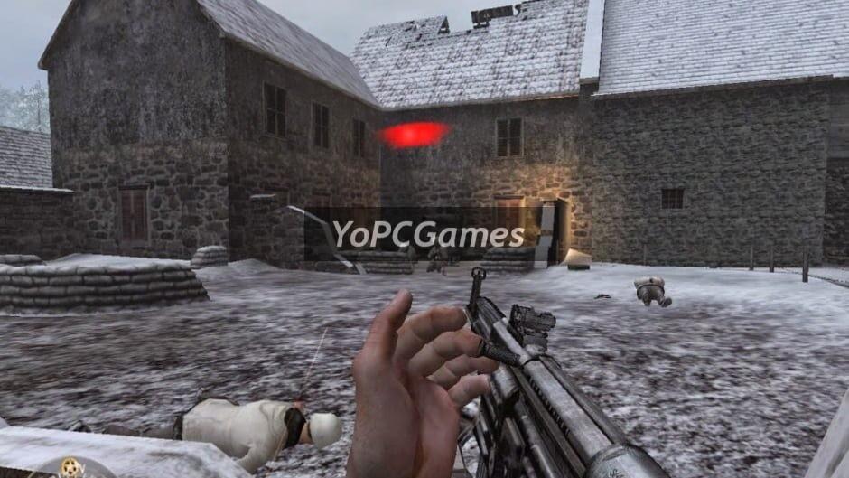 call of duty: united offensive screenshot 3