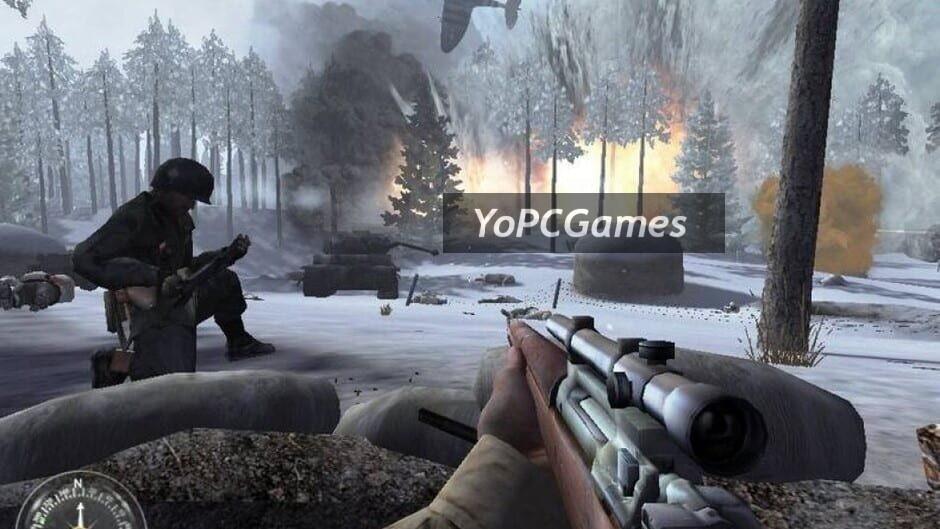 call of duty: united offensive screenshot 5