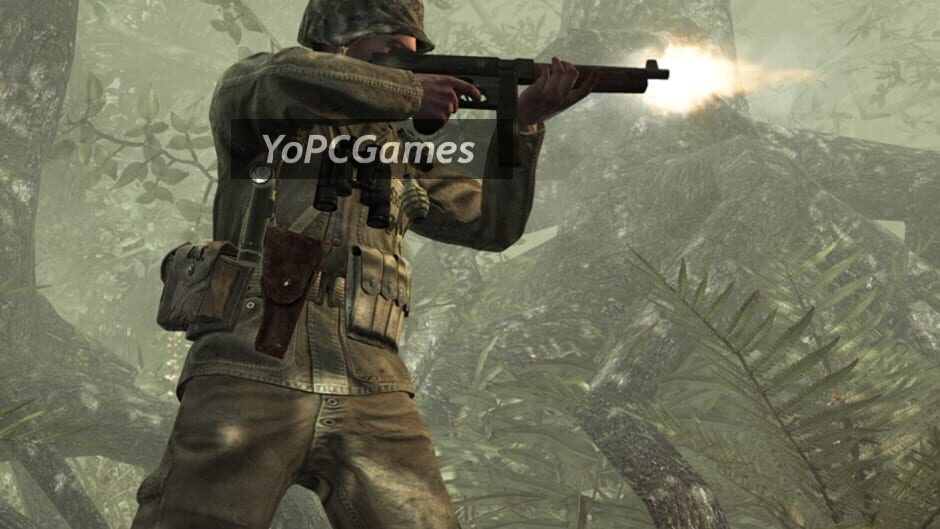 call of duty: world at war screenshot 1