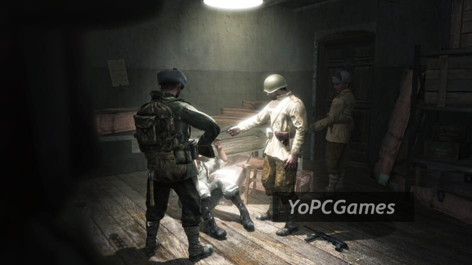 call of duty: world at war screenshot 4
