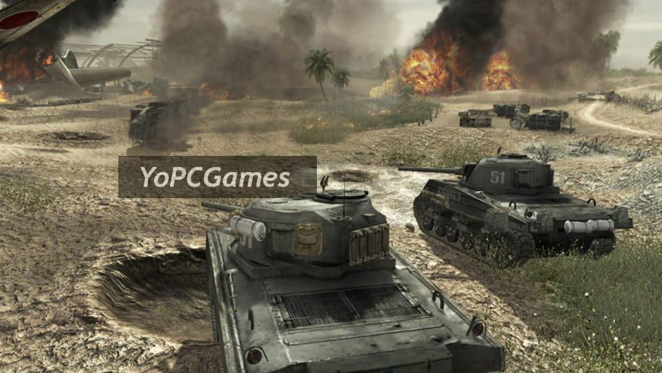 call of duty: world at war screenshot 5