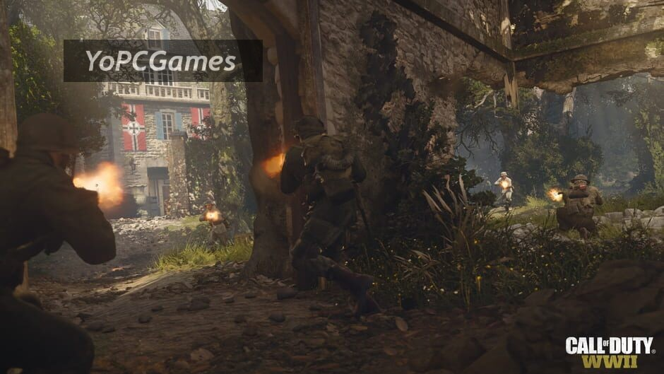 call of duty: wwii screenshot 1