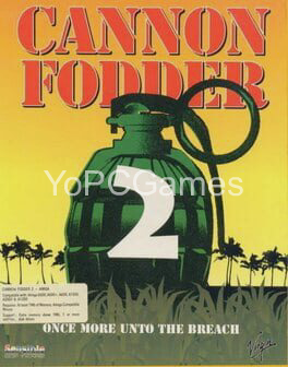 cannon fodder 2 for pc
