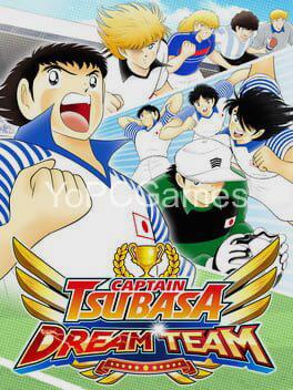 captain tsubasa: dream team cover