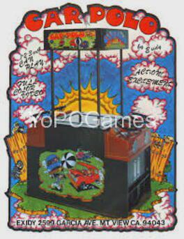 car polo poster