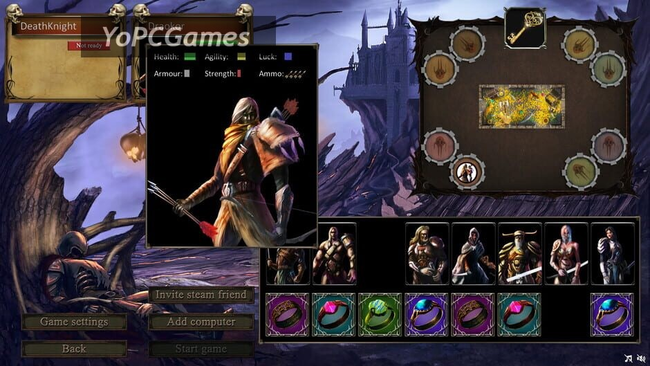 castle explorer screenshot 2