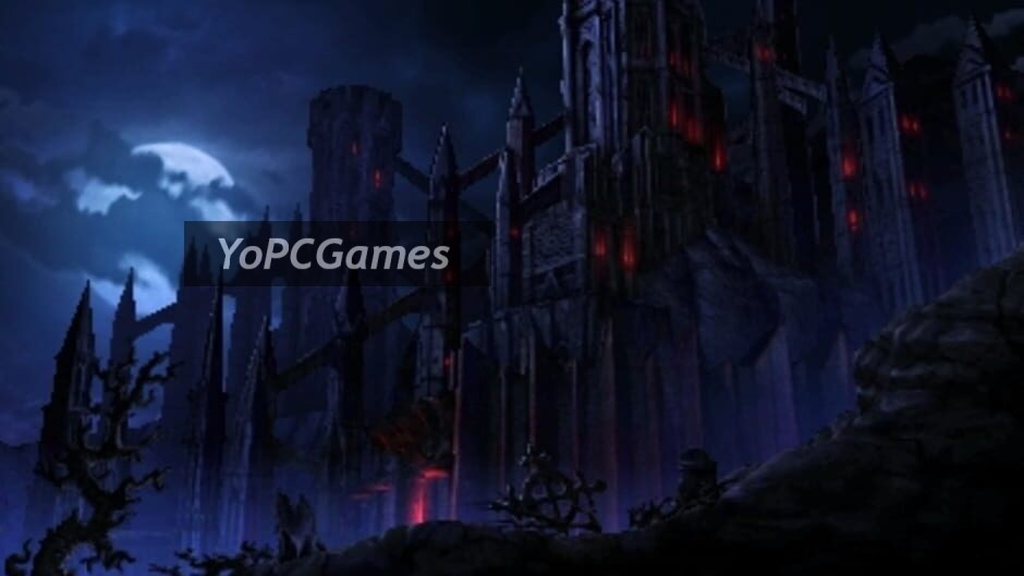 castlevania: lords of shadow - mirror of fate screenshot 2