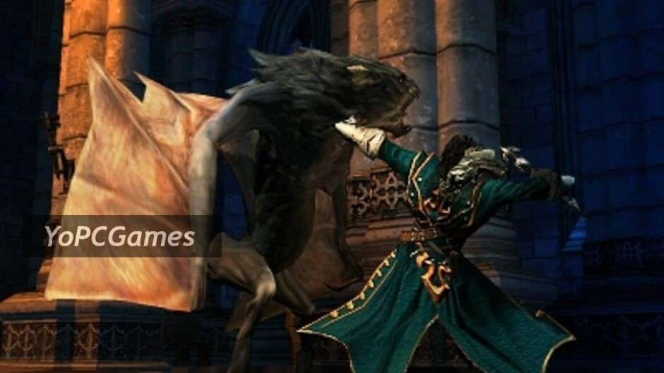 castlevania: lords of shadow - mirror of fate screenshot 5