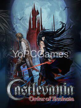 castlevania: order of ecclesia pc game