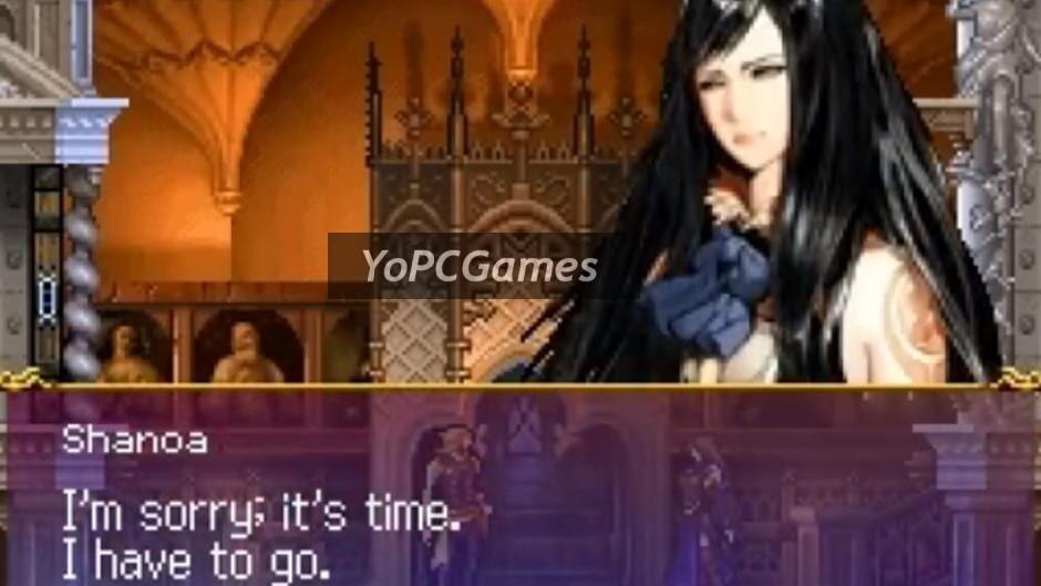 castlevania: order of ecclesia screenshot 3