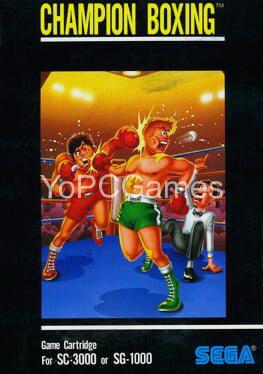champion boxing pc game