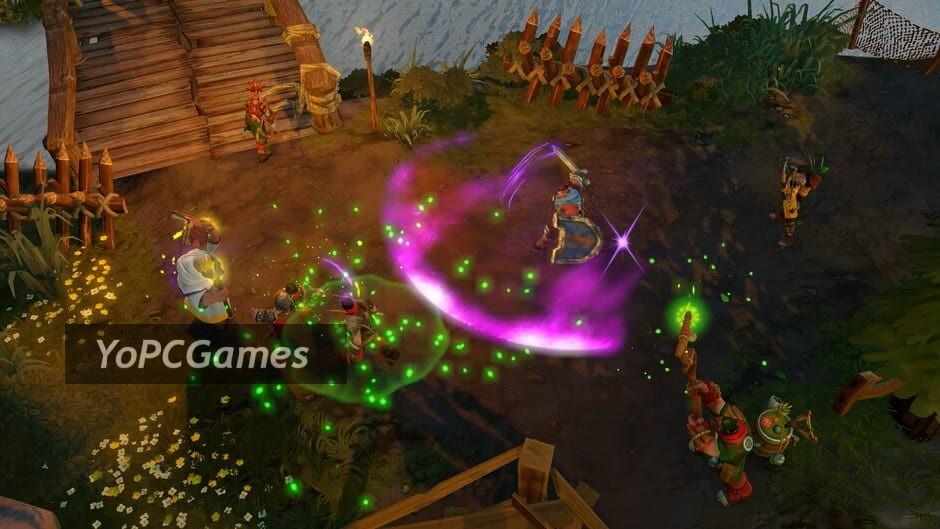 champions of anteria screenshot 1