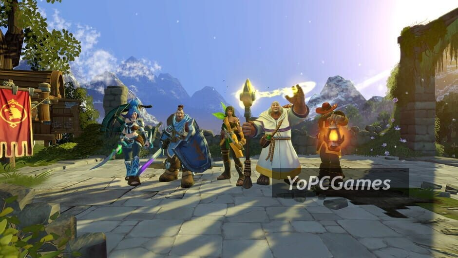 champions of anteria screenshot 3