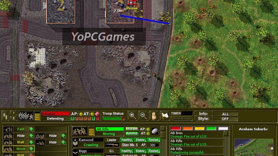 close combat: a bridge too far screenshot 1
