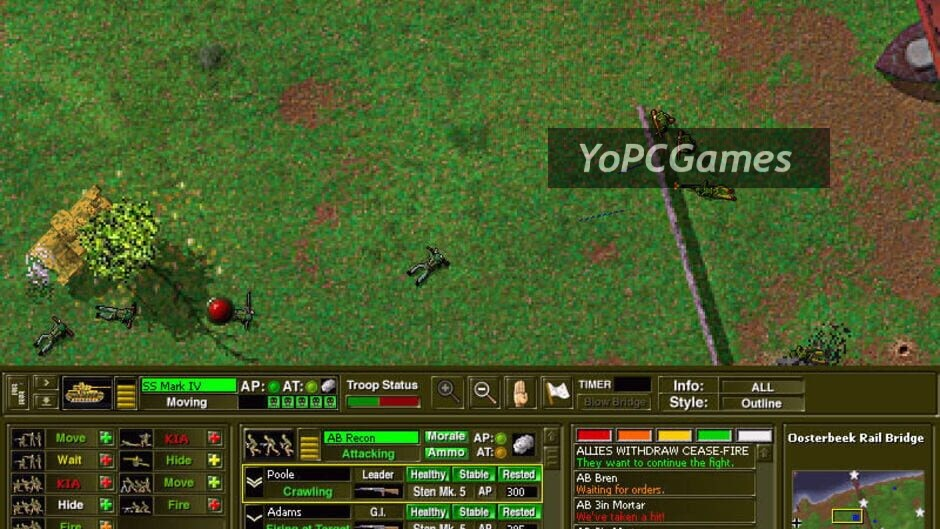 close combat: a bridge too far screenshot 3