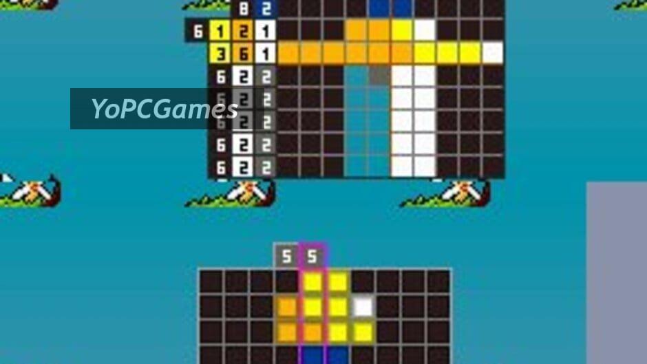 colour cross screenshot 2