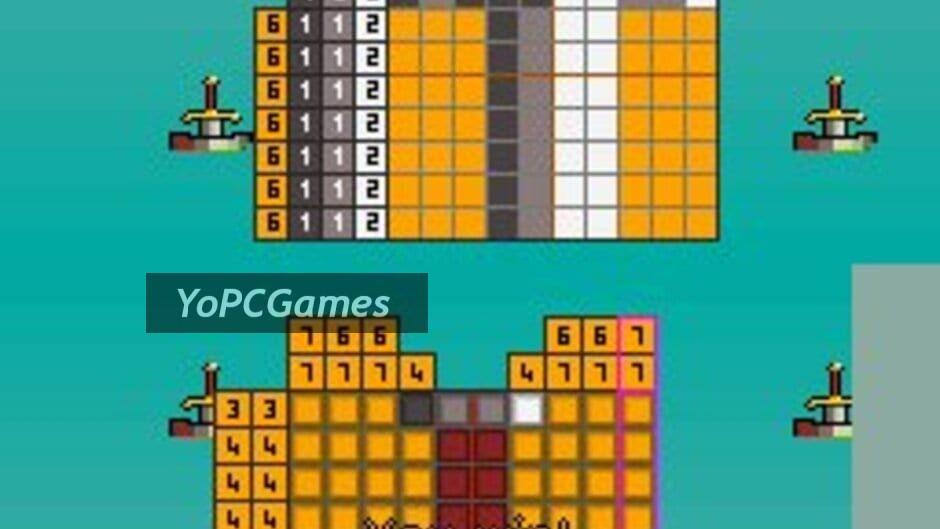 colour cross screenshot 5