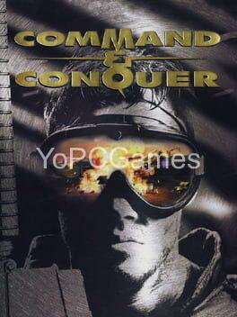 command & conquer cover