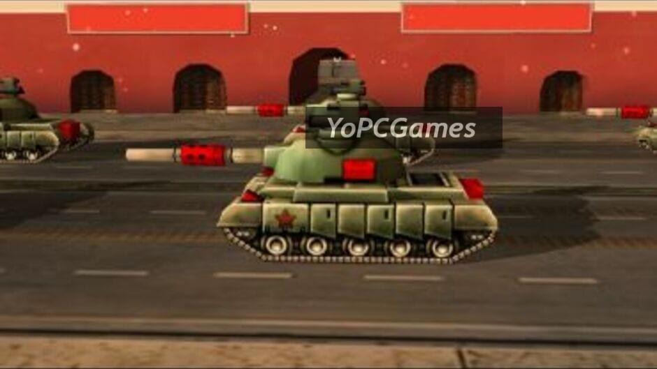 command & conquer: generals screenshot 2