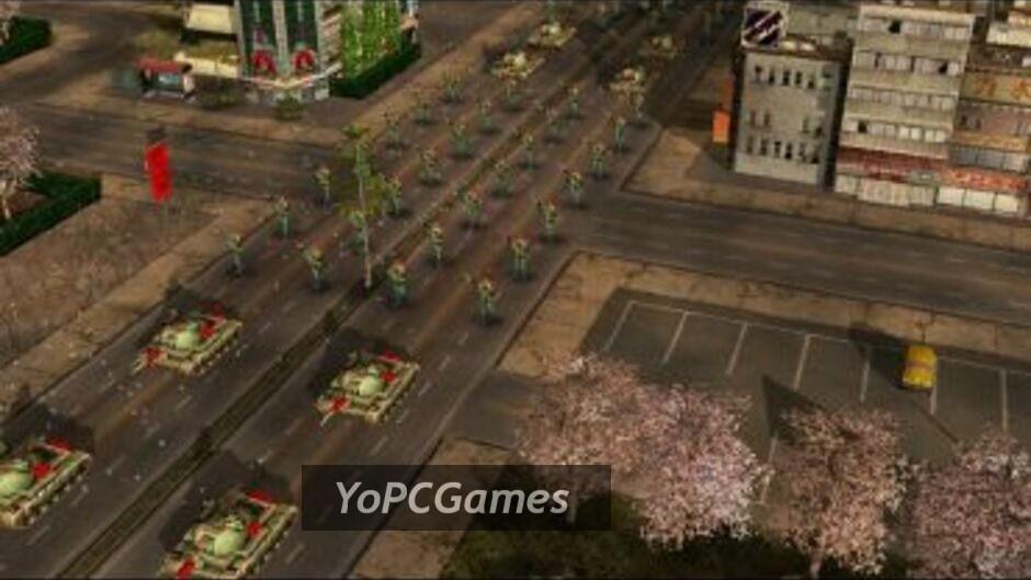 command & conquer: generals screenshot 3
