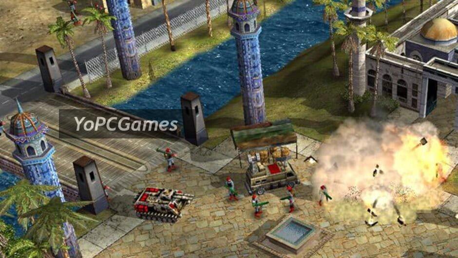 command & conquer: generals screenshot 5