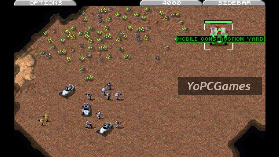command & conquer screenshot 1