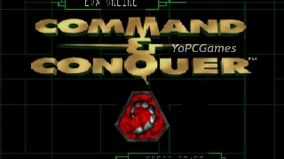 command & conquer screenshot 2