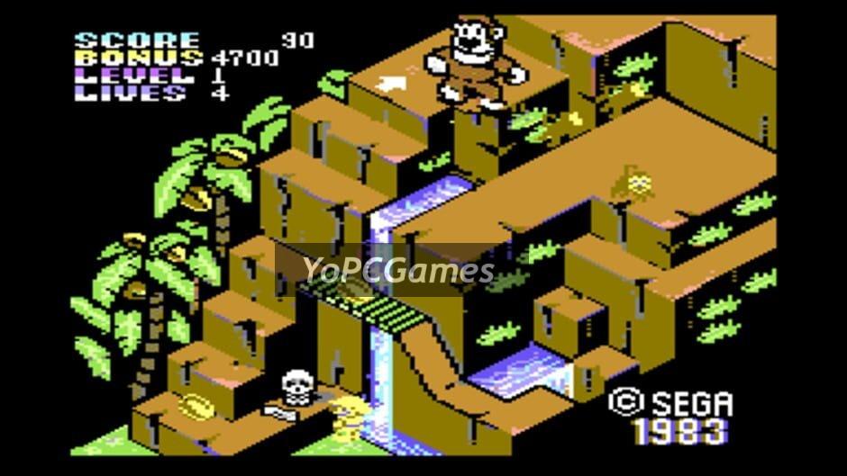 congo bongo screenshot 1