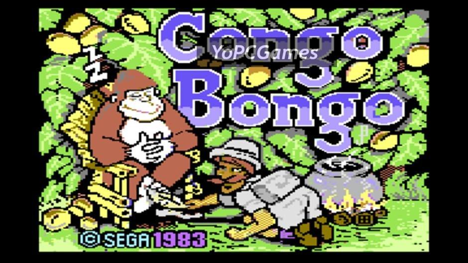 congo bongo screenshot 2