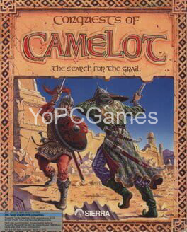 conquests of camelot: the search for the grail poster