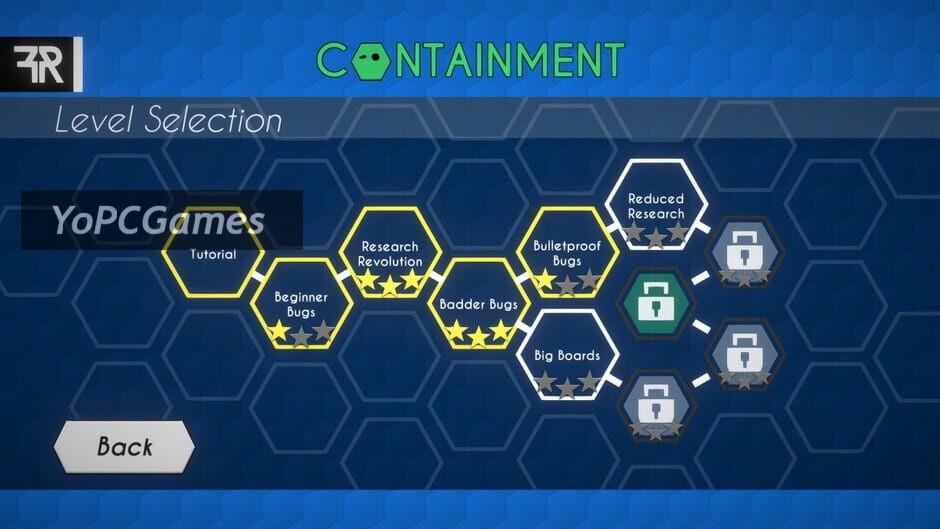 containment screenshot 3