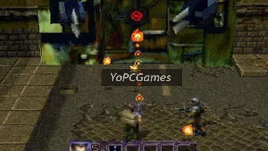 contra: legacy of war screenshot 3