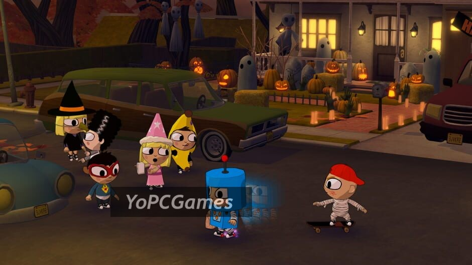 costume quest screenshot 4