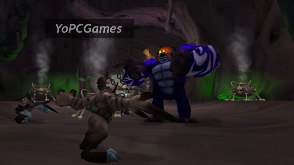 crash of the titans screenshot 3