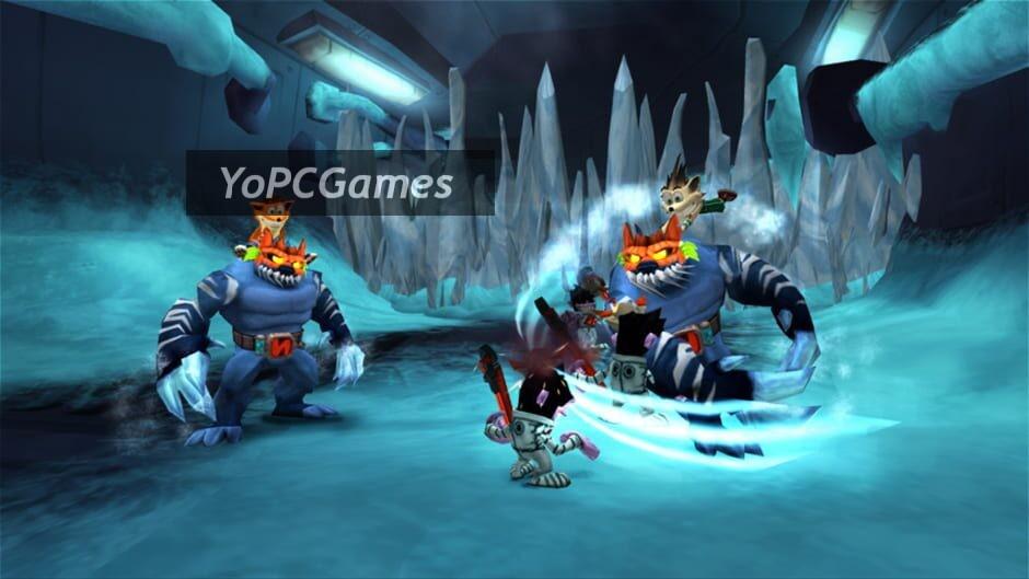 crash of the titans screenshot 4
