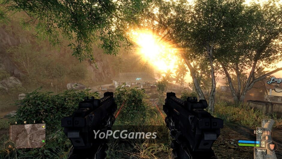 crysis warhead screenshot 3