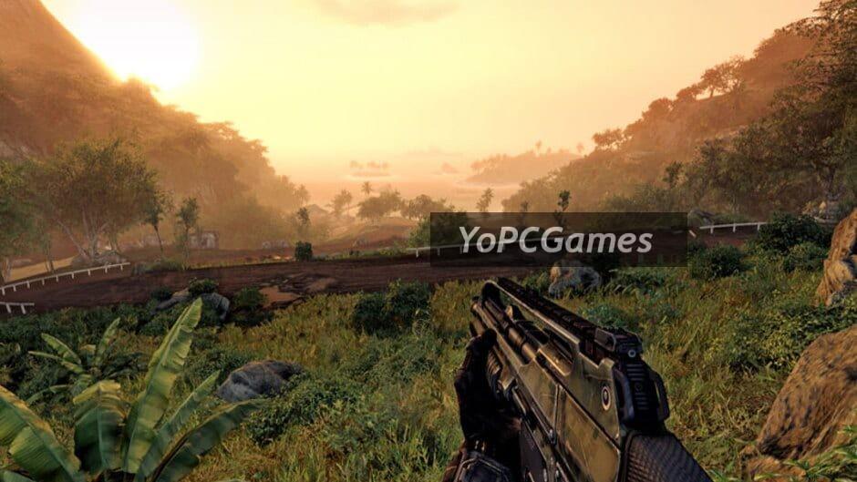 crysis warhead screenshot 4