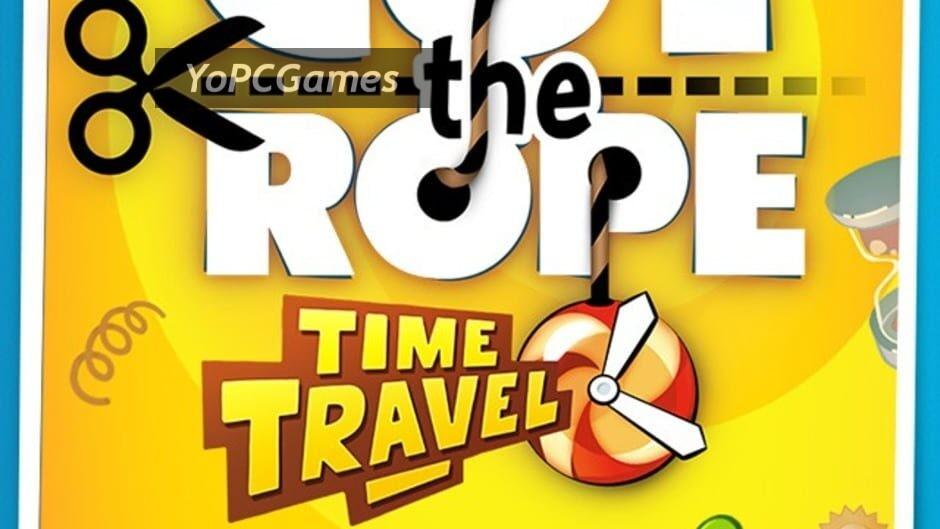 cut the rope: time travel screenshot 4
