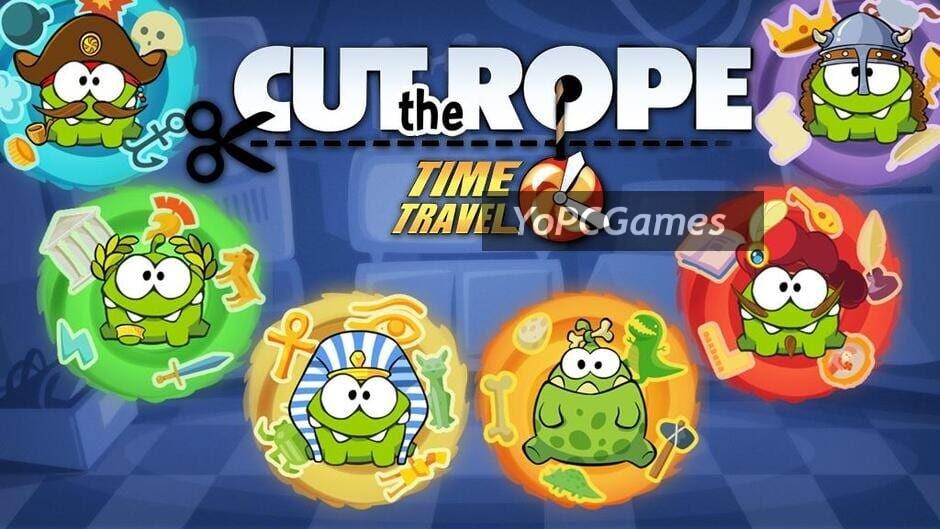 cut the rope: time travel screenshot 5