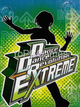 dance dance revolution extreme poster