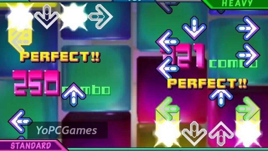dance dance revolution extreme screenshot 2