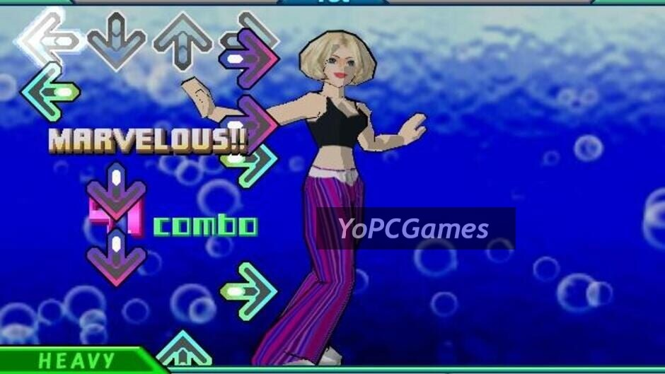 dance dance revolution extreme screenshot 3