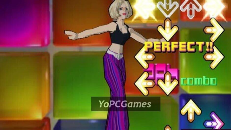 dance dance revolution extreme screenshot 4
