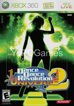 dance dance revolution universe 2 game