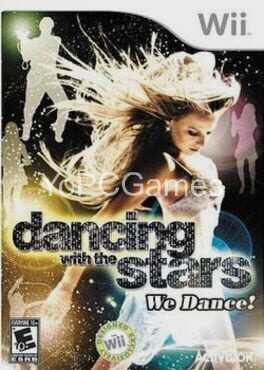 dancing with the stars: we dance! cover