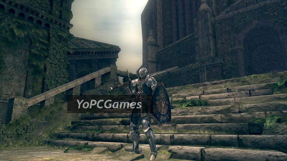 dark souls screenshot 3