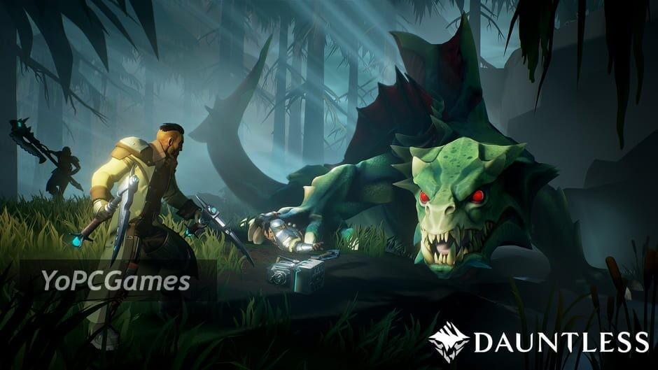 dauntless screenshot 5