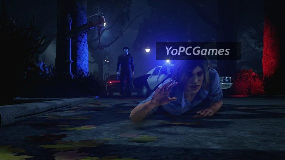 dead by daylight screenshot 1