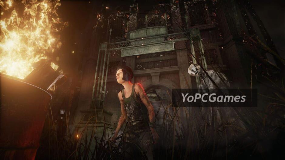 dead by daylight screenshot 4